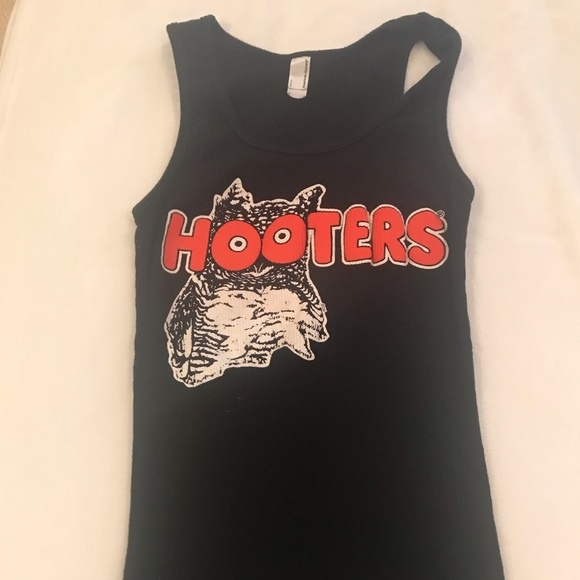 39ee00951dc10a American Apparel Tops - LIKE NEW AMERICAN APPAREL HOOTERS TANK TOP